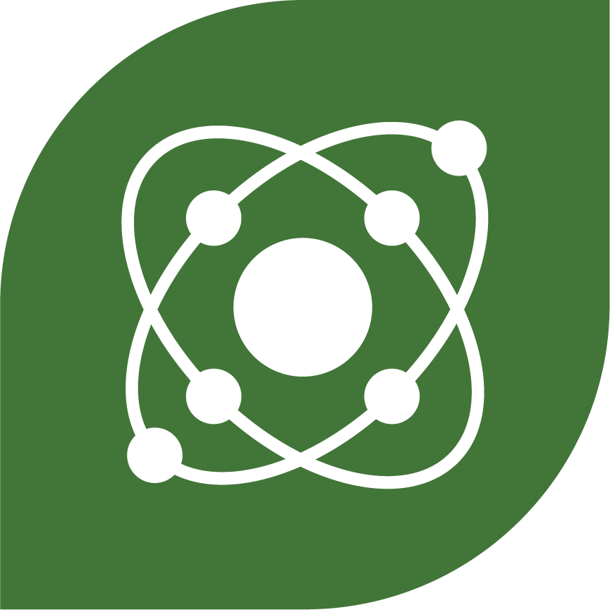 Trees and Carbon Science Journey Logo
