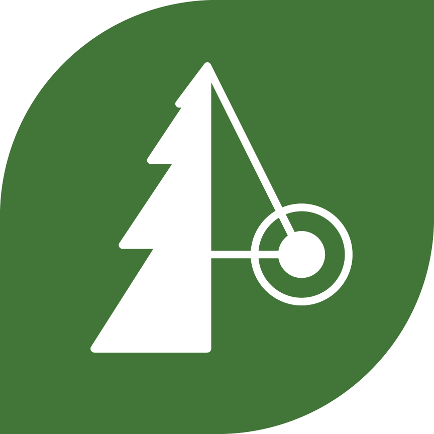 Tree Height Science Journey Logo