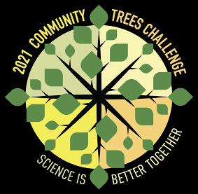 2021 Trees Community Challenge Logo